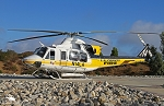Bell 412 L.A. County Fire