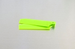Tail Blade Set Trex 500 Neon Lime 72mm