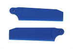 Tail Blade Set Extreme Edition Royal Blue 96mm
