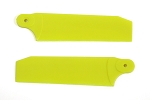 Tail Blade Set Extreme Edition Neon Yellow 96mm