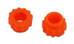 Damper Set Trex 500 Neon Orange