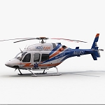 Bell 429 700 size Kit Mercy Flight