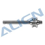 Tail Rotor Shaft Assembly (500 size Trex)