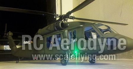 UH-60 Black Hawk Version 3 Torque Tube Version (600-Size) on rc model blackhawk, rc model helicopters military style, rc uh-60 blackhawk, rc military helicopter toy, rc control helicopters blackhawk,