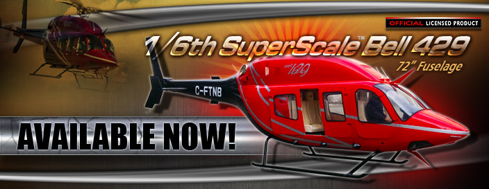 Bell 429 Available Now!