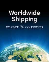 World Wide Shipping!!