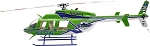 700 Size Super Scale Bell 407 (Medical)