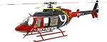 700 Size Super Scale Bell 407 (News)