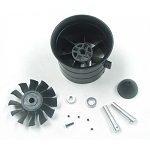 14 Blade 70mm Ducted Fan EDF