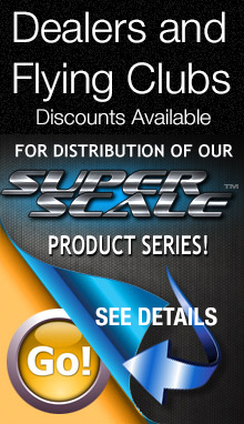 Dealers Wanted to Distribute Our First Class Super Scale Product Line.  Click Here!