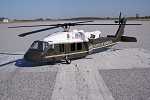 Marine One VH-60N White Hawk Scale Fiberglass Fuselage (600-Size) Version 3