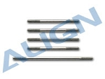 Stainless Steel Linkage Rod (250 size Trex)