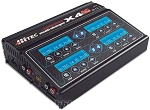 HITEC X4 PLUS 4-Port Multicharger - AC/DC Version