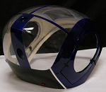 600 MD500E Nose Cowl Assy w/ Window