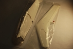 MD500 Tail Fin White (500 size)