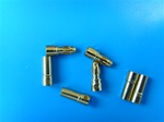 3.5 Gold Connectors 10 Sets (20 pcs)