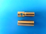 6.0MM High Grade Gold Connectors 10 sets (20 pcs)