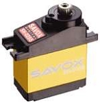 Savox SH-0255MG Micro Metal Gear Digital Servo