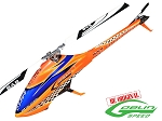 Sab Goblin 700 speed Flybarless Electric Helicopter Orange Kit