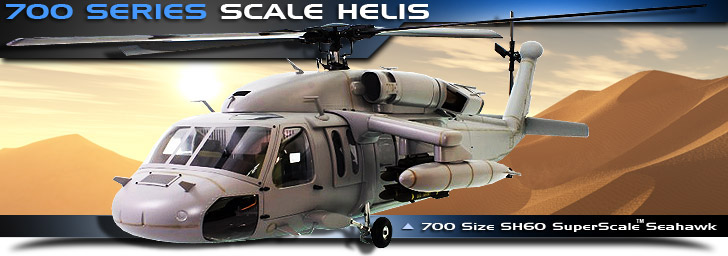 700 Series SuperScale™ Helicopters on rc model blackhawk, rc model helicopters military style, rc uh-60 blackhawk, rc military helicopter toy, rc control helicopters blackhawk,