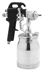 Silver Touch Spray Gun Kit - Siphon Feed