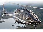700 Size SuperScale(TM) Bell 429 Black/Tan