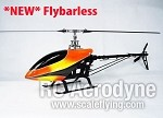 Chaos 600 Pro Flybarless Kit - Torque Tube