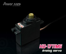 Power HD 1711MG Mini Servo