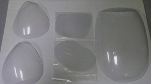 WINDOW SET FOR 700 SIZE MD500 E