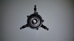 Superscale 700 MD500 12mm Swashplate replacement (5-Blade)