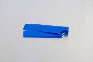 Tail Blade Set Pearl Blue 40mm