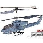 SYMA S108G 3.5 CH Infrared Mini Radio Controlled Marine Cobra Helicopter