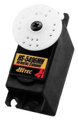 HITEC HS-5496MH HV ECONOMICAL DIGITAL METAL GEAR SPORT SERVO