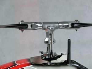 Black Widow Flybarless Rotor head