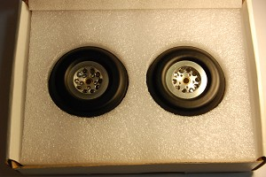 Scale Wheels 68 mm Diameter