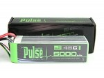 PULSE LIPO 5000mAh 22.2V 45C - ULTRA POWER SERIES