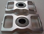 THRUSTED METAL BEARING BLOCKS FOR 600N