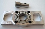 Align Trex Triple Bearing Block and Main Shaft Extension