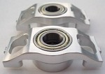 THRUSTED METAL BEARING BLOCKS FOR 700N