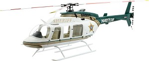 700 Size Super Scale Bell 407 (Sheriff)