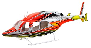 700 size SuperScale(TM) Bell 429 Multi-Color