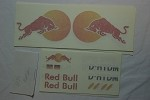 Red Bull Graphics for 450 size