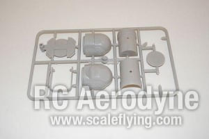 Spotlight and Camera Scale Fittings Set