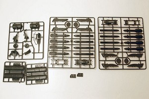 Apache Weapons Set (450-Size)