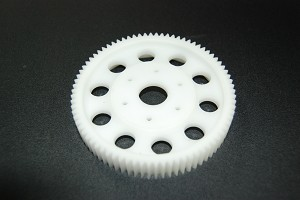 Second stage Nylon Gear