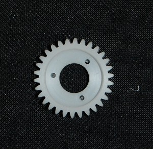 Gear 1M 36T for AH-1W (700 size)
