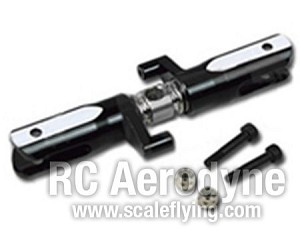 Metal Tail Rotor Holder/Black
