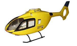 Eurocopter EC135 Medical  450 Size