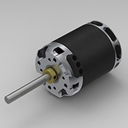 KDE DIRECT 600XF-1175 HP BRUSHLESS MOTOR FOR 550/600-CLASS ELECTRIC HELICOPTER SERIES