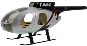 MD500 ( D Model - Round Nose) )  450 Size